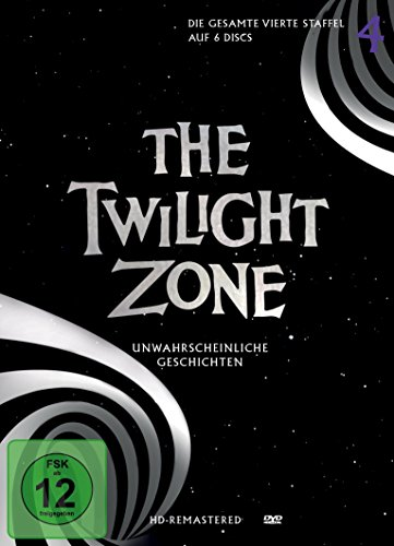 The Twilight Zone - Die gesamte vierte Staffel [6 DVDs]