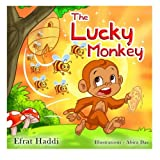"Childrens books : "" The Lucky Monkey "",( Illustrated Picture Book for ages 3-8. Teaches your kid the value of thinking before acting) (Beginner ... skills for kids collection) (Volume 14)"