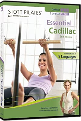 Stott Pilates Essential Cadillac-2nd Edition DVD