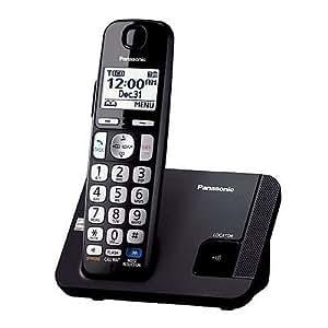 Panasonic DECT 6.0 PLUS Big Button Expandable