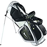 Nike Golf Performance Hybrid Carry Golf Bag, Sail/Stadium Grey/Volt