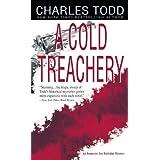 A Cold Treachery (Inspector Ian Rutledge Mysteries) ~ Charles Todd