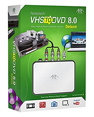 VIDBOX VHS to DVD 8.0 Deluxe