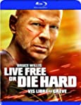 Live Free or Die Hard [Blu-ray] (Bili...
