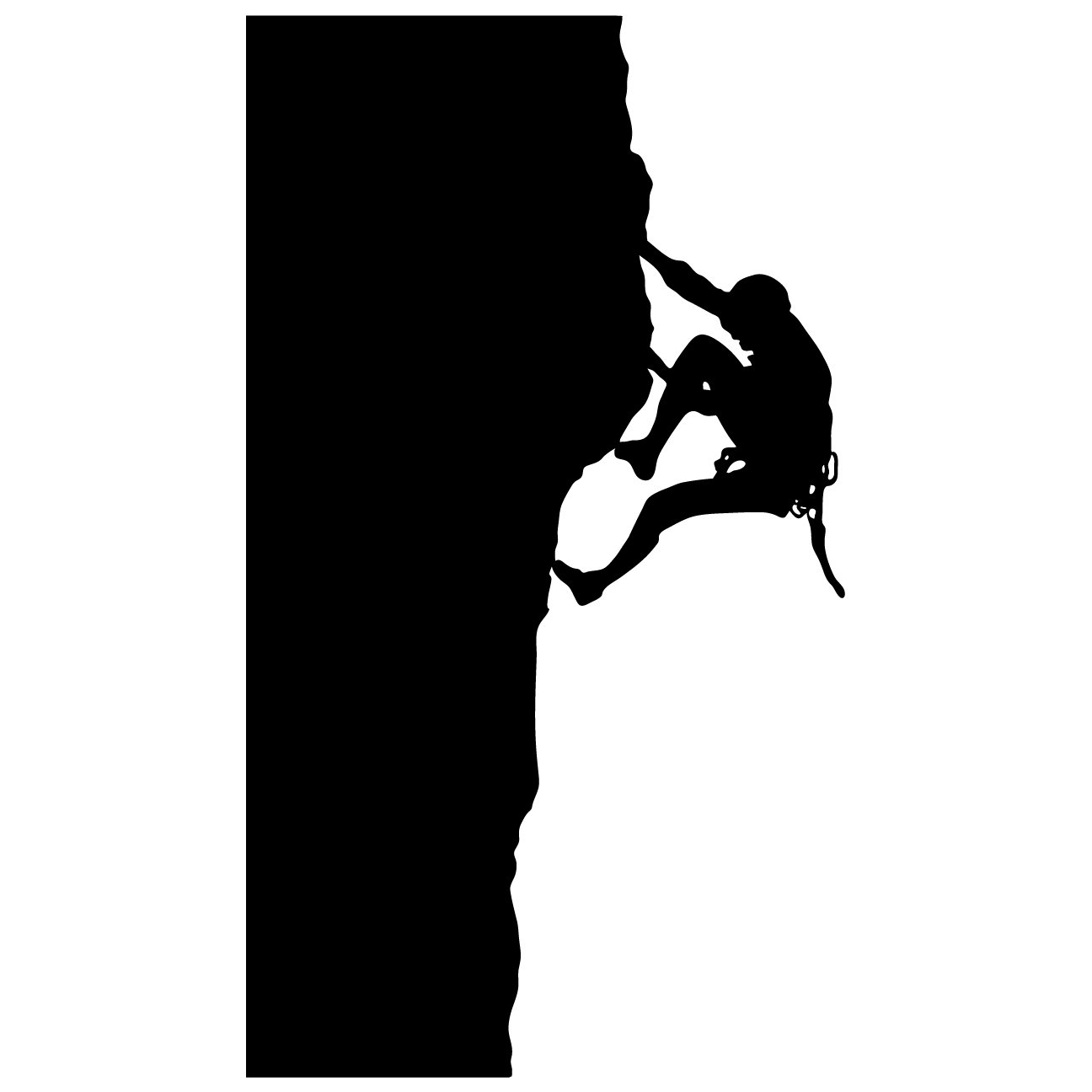 Russell Bartholomee Wallpapers Climber Silhouette Amazon com Rock Climbing