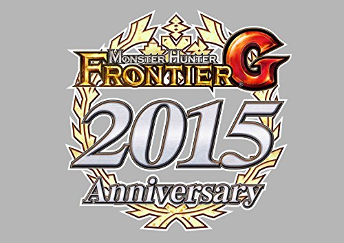 Monster Hunter frontier G anniversary 2015 premium goods ([gorgeous 21 award] included)