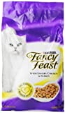 Fancy Feast Gourmet Dry Cat Food, With Savory Chicken & Turkey, 12-Pound Bag, Pack of 1