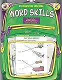 Homework Helper Word Skills, Grade K (Homework Helpers)