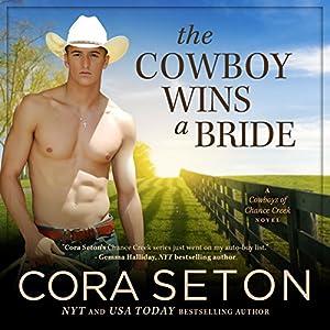 The Cowboy Wins a Bride Hörbuch