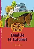 echange, troc Florence Langlois - Mon poney et moi: T.6 : Camille et Caramel