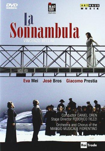 La Sonambula (Daniel Oren) - Bellini - DVD