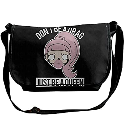 Lady Gaga Super Star Fans Gift Shoulder Bags Casual Handbag Travel Bag Messenger Cross Body