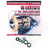 10セルテート 2004用 MAX14BB フルベアリングチューニングキット 【 HEDGEHOG STUDIO / ヘッジホッグスタジオ 】