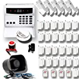 AAS 600 Wireless Home Security Alarm System Kit DIY (R)