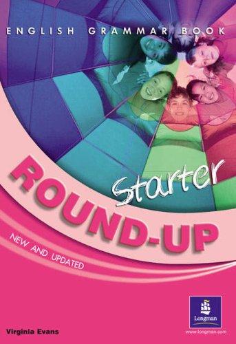Round-Up. Starter. English Grammar Book (Round Up Grammar Practice)
