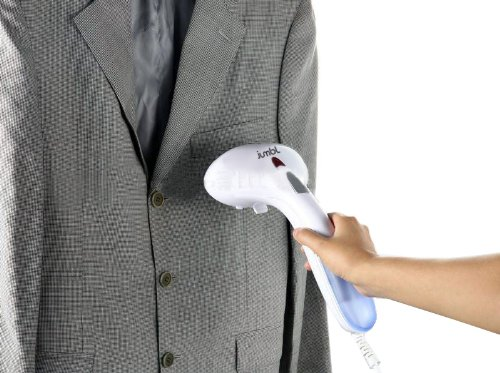 Why Should You Buy Jumbl 1500-Watt Hand-Held Garment Steamer with Travel Pouch and Accessories
