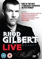 The Rhod Gilbert Collection 1-3 [DVD]