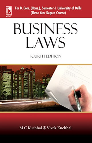 delhi university business law papers