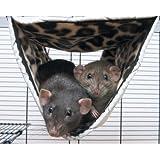Savic Relax De Luxe Tube Large Rat and Ferret Hammock, 44 x 24 x 24 cm