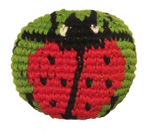 Hacky Sack - Ladybug