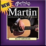 Martin M175 Custom Light Acoustic Strings