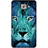 PrintVisa Designer Back Case Cover For Samsung Galaxy On Max (Wild Animal Nature Wildlife Panther)