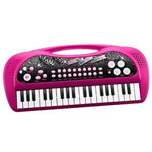 KIDdesigns, Inc Barbie Keyboard