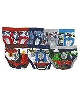 Thomas the Tank Engine Train Toddler Boys' 7 Pack Underwear Briefs ...