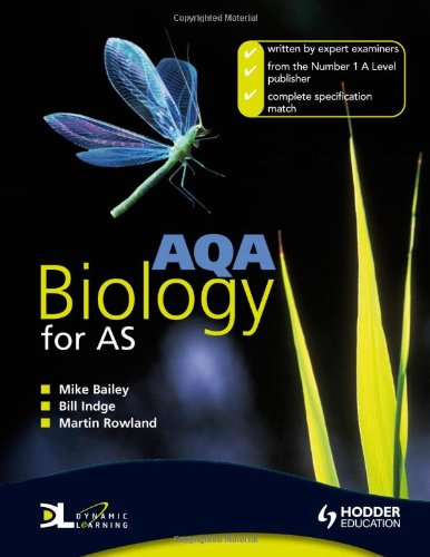 Aqa Biology For As (Dynamic Learning)