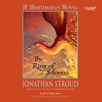 The Ring of Solomon: A Bartimaeus Novel, Book 4 Hörbuch von Jonathan Stroud Gesprochen von: Simon Jones