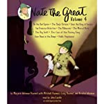 Nate the Great Collected Stories: Volume 4 (       UNABRIDGED) by Mitchell Sharmat, Marjorie Weinman Sharmat Narrated by John Lavelle
