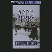 Funeral in Blue: A William Monk Novel #12 | Anne Perry