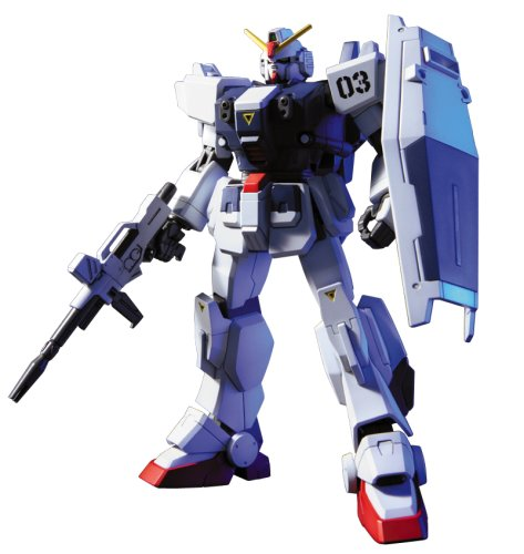 Gundam RX-79 Bd-3 Blue Destiny Gundam Unit 3 HGUC 1/144 Scale