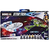 Kre-O Star Trek Klingon Starfleet Attack Raumschiff