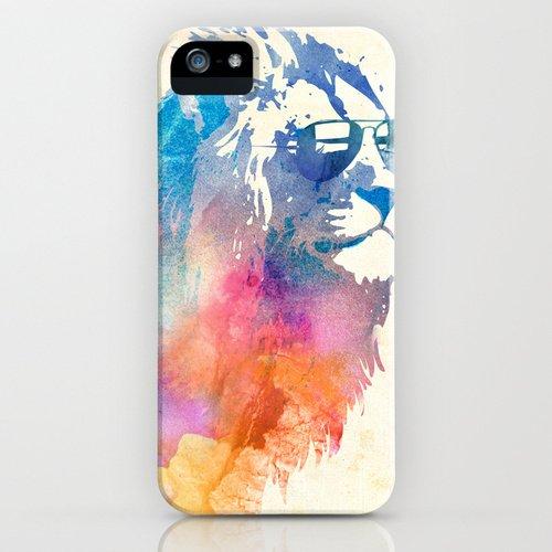 society6(ソサエティシックス)iPhone5/5sケースSunny Leo並行輸入品 デザイナーズiPhoneケース