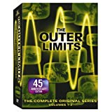 The Outer Limits Original Series Complete Box Set  Volumes 1-3 ~ Bob Johnson