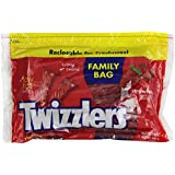 Twizzlers Twists, Strawberry, 24-Ounce Pouches (Pack of 6)