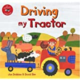 Driving My Tractor (Book & CD)by Jan Dobbins