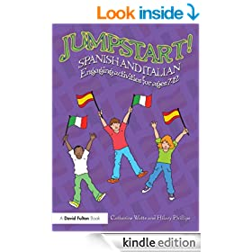 Jumpstart! Spanish and Italian: Engaging activities for ages 7-12