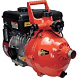 Davey High-Pressure Twin Impeller Water Pump - 1in. and 1 1/2in. Ports, 4800 GPH, 125 PSI, 296 Briggs & Stratton Vanguard Engine, Model# AK280