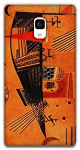 The Racoon Grip Capricious - Kandinsky hard plastic printed back case / cover for Xiaomi Redmi
