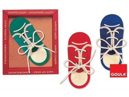 Imagen principal de Diset 55015 - Zapato lazos (surtido, 1 unidad)
