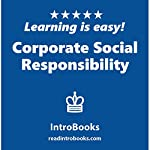 Corporate Social Responsibility |  IntroBooks