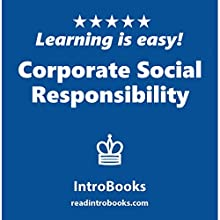 Corporate Social Responsibility Audiobook by  IntroBooks Narrated by Andrea Giordani