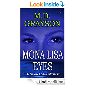 Mona Lisa Eyes (Danny Logan Mystery #4)