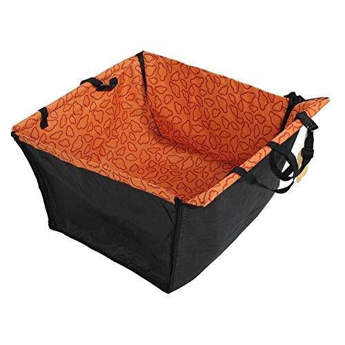 Fuloon-Autoschutzdecke-Wasserdicht-Verdoppelte-Schicht-Hundedecke-Hochwertige-Hngematte-Autositz-Schondecke-Sitzbezug-fr-Haustier-M-Orange