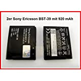 NEW SONY ERICSSON OEM BST-39 BATTERY W380 w508 W518a