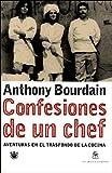 Image of Confesiones de Un Chef - Aventuras En Transfondo (Spanish Edition)