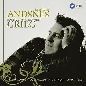 Ballad for Edvard Grieg