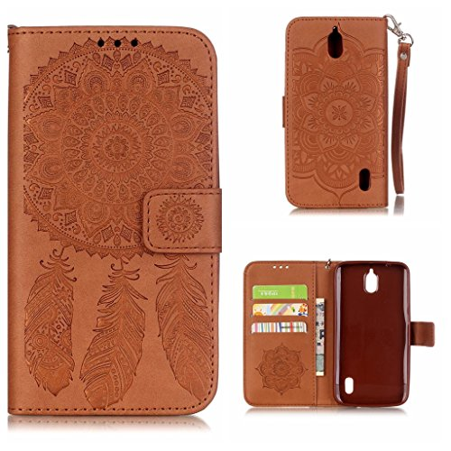 huawei-ascend-y625-case-with-free-tempered-glass-screen-protector-boxtiir-elegant-pu-leather-wallet-